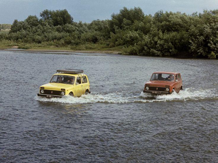 """ВАЗ-2121 """"Нива"""" Предсерийная '02.1976"""