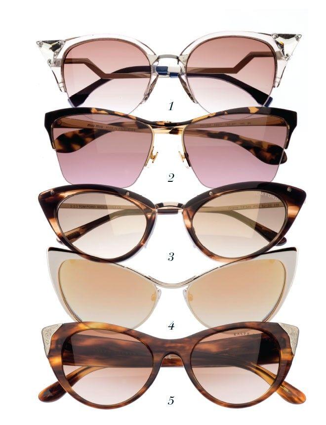 Tendencia gafas de sol para 2014