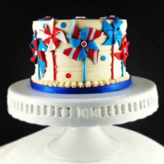 17 Best images about 4th of July - Cakes on Pinterest ...