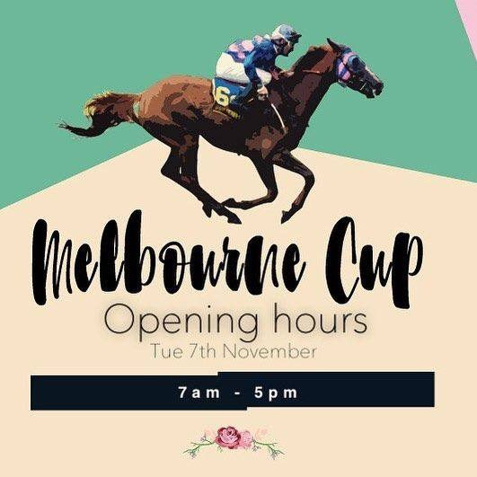 Tomorrow we will be closing our doors at 5pm for the Melbourne Cup public holiday. Please still come and see us for breakfast and lunch as usual. Our staff are having a well earned break and staff Christmas party in the evening. Apologies for any inconvenience. See you on Wednesday as normal.  #melbournecup #publicholiday #oscarshotel #ballarat #tradinghours