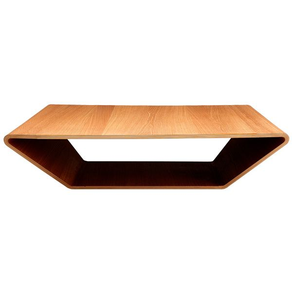 Brasilia table by Swedese.