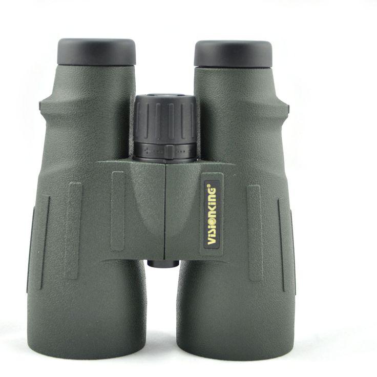 Top Quality Visionking Waterproof Binoculars 8x56 ED Hunting Prismaticos Bak4 Fogproof Telescope Binoculos Profissionais Militar
