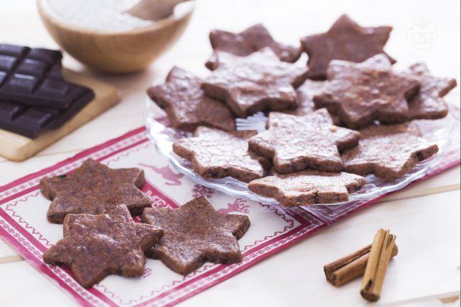 PROVATI ED APPROVATI ✌️ Stelle Croccanti con Cioccolato e Cannella