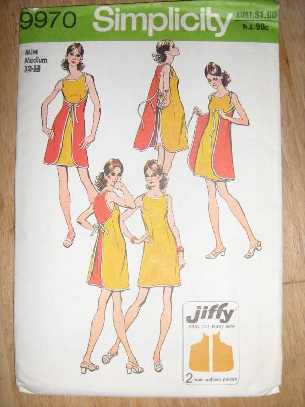 otra version del walk away dress : )