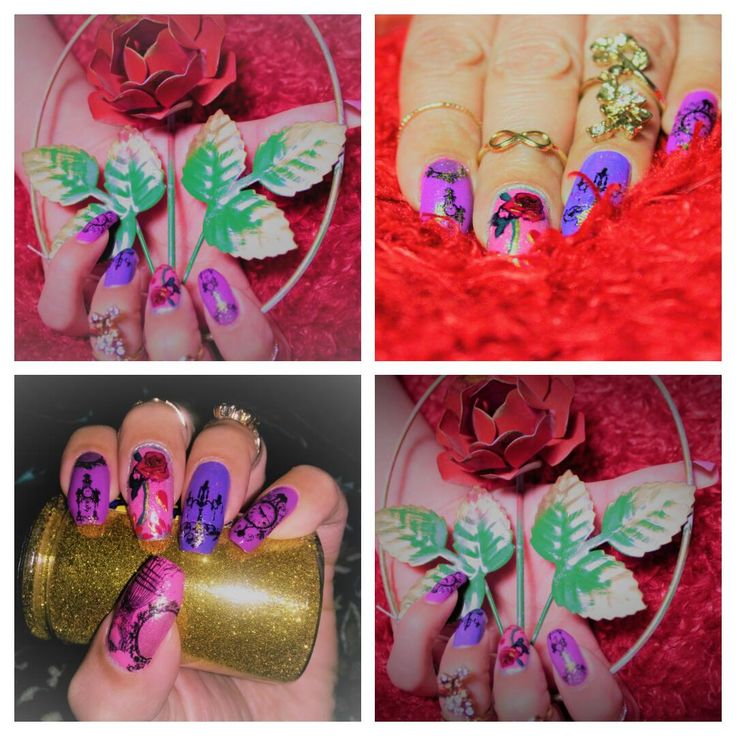 20 best My Nail Art images on Pinterest | Nailart, Nail nail and ...