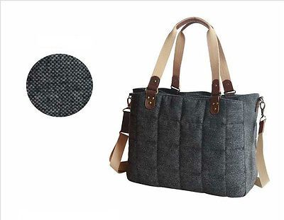 Top Quality Fashion Baby Diaper Bag Nappy Changing Bag fit Stroller Tote Bag