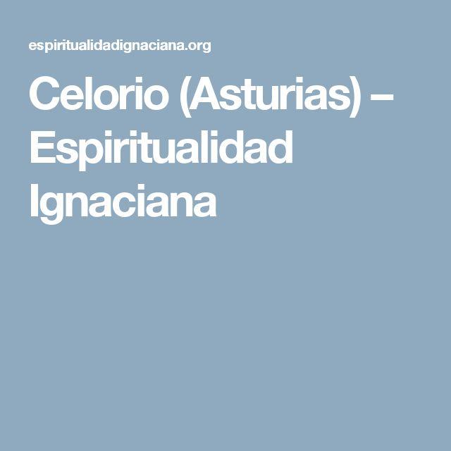 Celorio (Asturias) – Espiritualidad Ignaciana