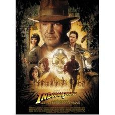 Indiana Jones and the Kingdom of the Crystal Skull is a 2008 American science fiction adventure film. It is the fourth film in the Indiana Jones series created by George Lucas and directed by Steven Spielberg.