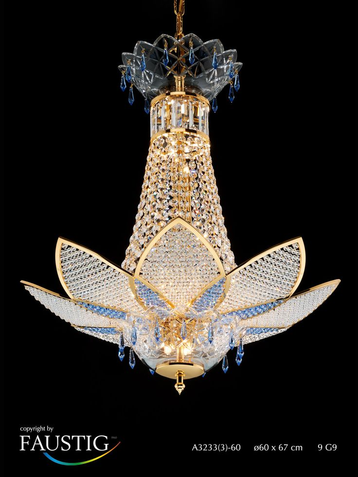 78 best Crystal Chandeliers & Lighting images on Pinterest ...