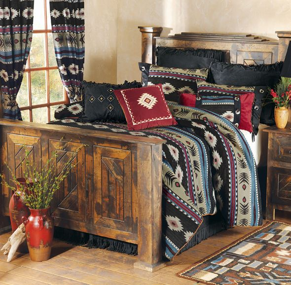 Great Shop Lone Star Western Decor Now And Get Discounts As Much As On Western  Bedroom Furniture, Including This Rustic Pinewood Bedroom Collection!