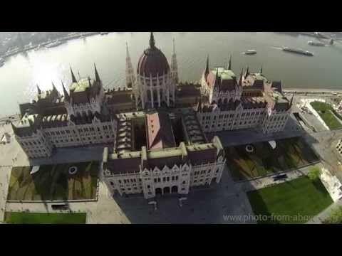 Az új Kossuth tér a levegőből - 2014 - YouTube
