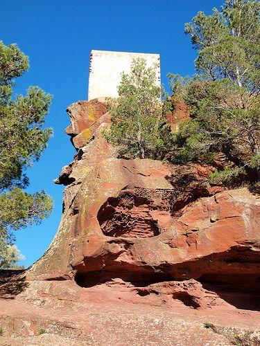 Montroig del Camp ermita de la Mare de Deu de la Roca #Catalunyaexperience
