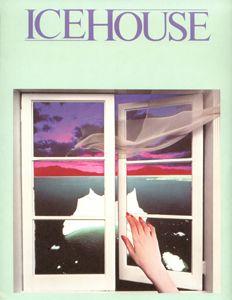 ICEHOUSE Chrysalis press kit folder (cover)