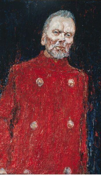 Nicholas Harding 'John Bell as King Lear' 2001 winner