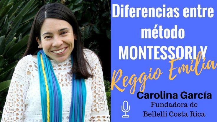 Reggio Emilia: las diferencias con el método Montessori