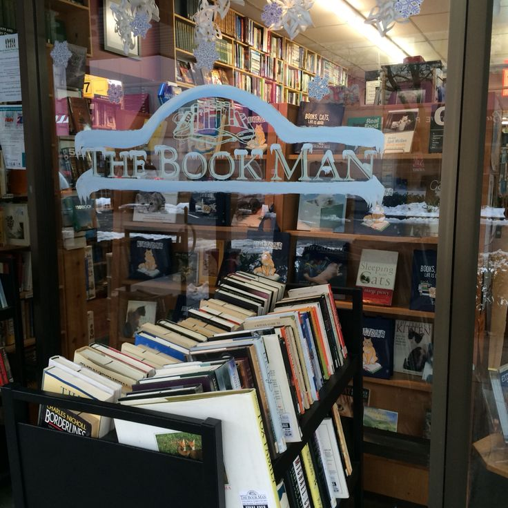 The Bookman in Chilliwack BC is one of my faves