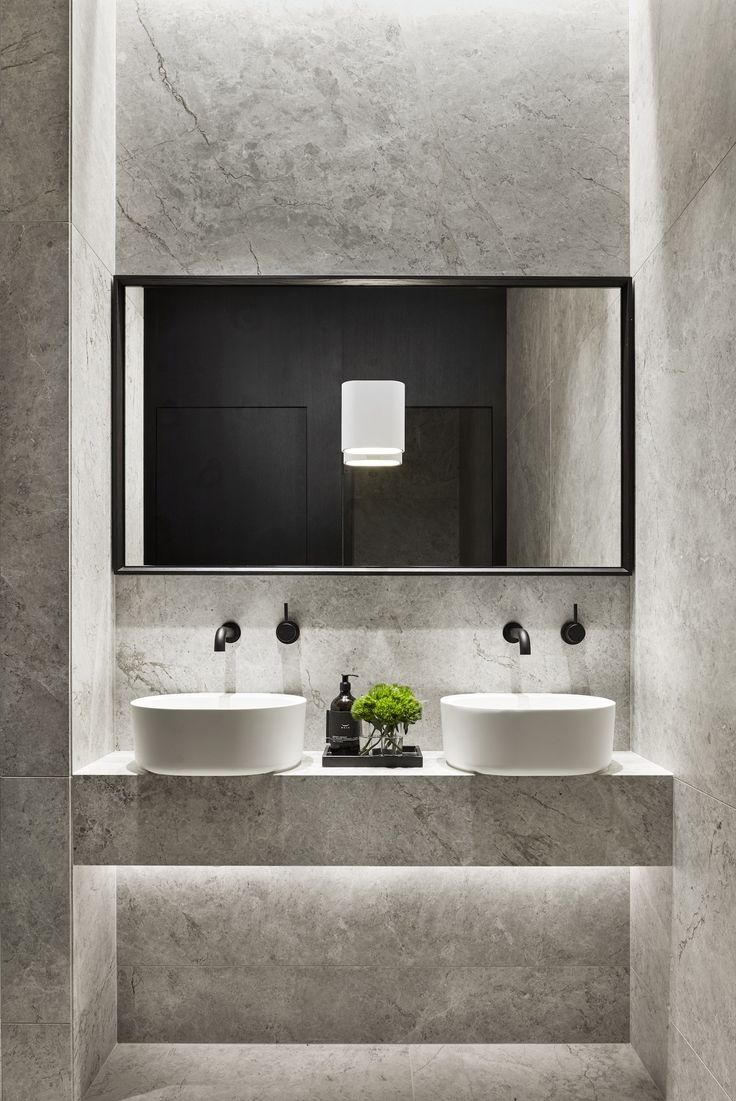 Bathroom | PDG Headquarters by Studio Tate | est living