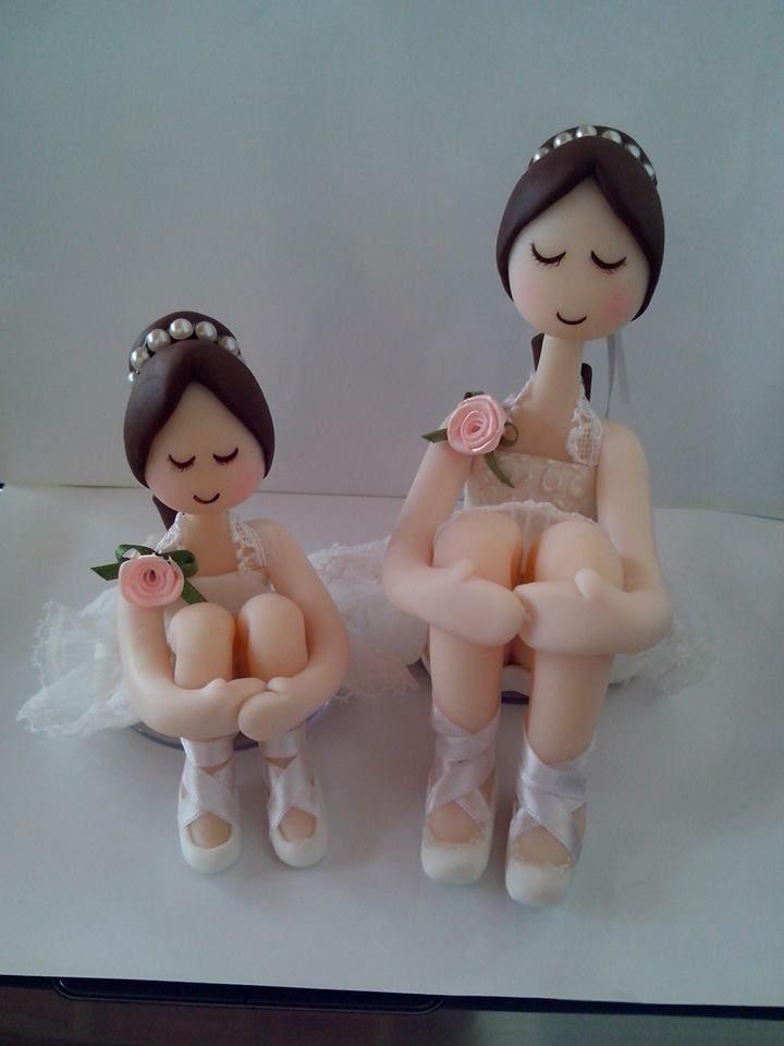 Bailarinas pra decoração de quarto!