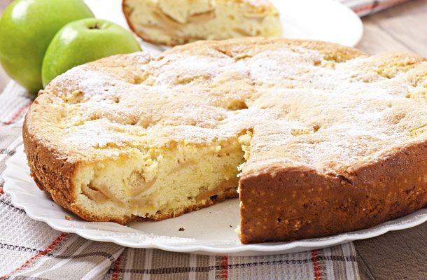 25 perces bögrés süti dióval és almával | femina.hu