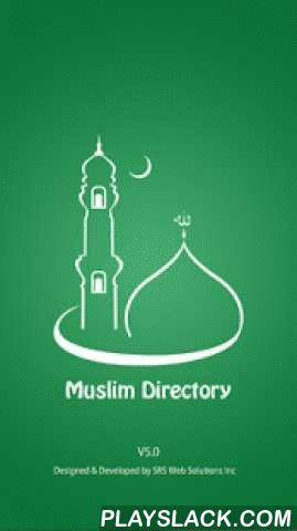 Muslim Directory:Masjid,Halal  Android App - playslack.com ,  5 TOP REASONS TO DOWNLOAD THIS APP:REASON 1:Most accurate and comprehensive listing of Masjids, Halal Restaurants, Halal Grocery Stores, Halal Markets, Islamic books, Clothing, Tax services, Dental offices, Travel Agencies (hajj/Umrah) and many more muslim businesses.*********************WE CALL AND VERIFY EACH LISTING EVERY YEAR**********************USA, CANADA AND SOUTH AFRICA (EUROPE coming soon)- 5000+ Masjids- 10,000+ Halal…