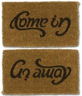 Wonderful Brilliant Doormat, Being Brilliant In My Brilliant Home!