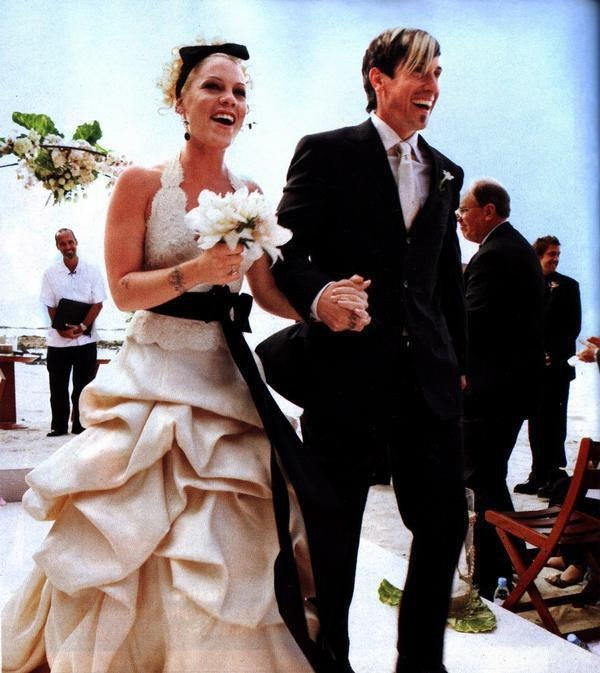 P!nk's Wedding Day