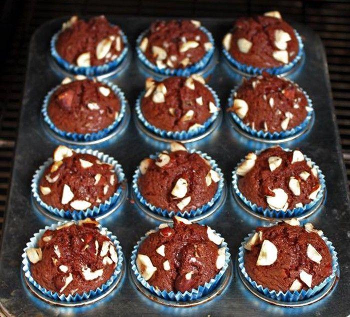 Nutellové muffiny připravené za 5 minut | NejRecept.cz