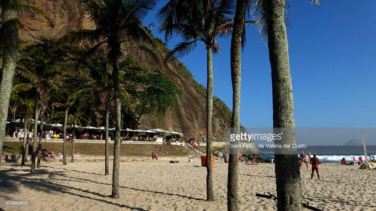 Leme Hill, is a special point in Copacabana Beach, in Rio de Janeiro.