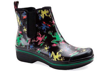 Cute Dansko Rain Boots!