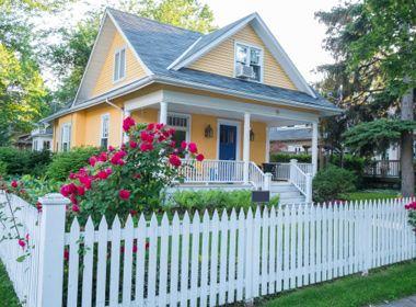62 Best Picket Fence Love Images On Pinterest White