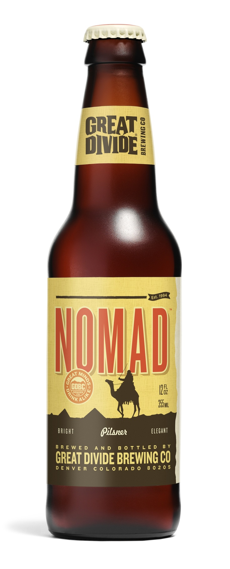 Nomad. Great Divide Brewing.