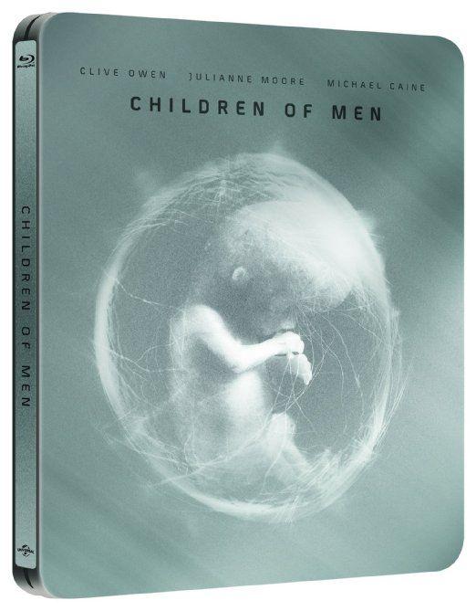 I Figli degli Uomini (Steelbook 10° Anniversario) (Blu-Ray)