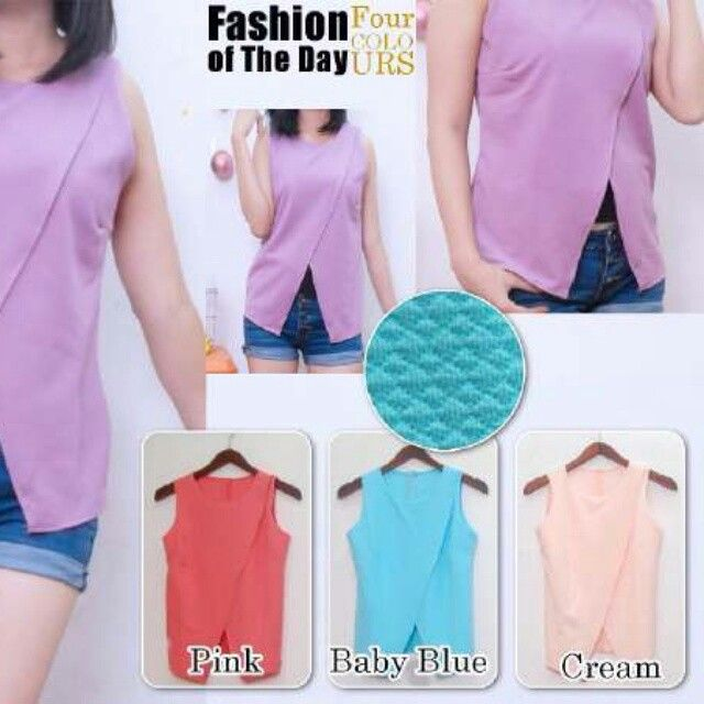 Waffle top @70.000 all size