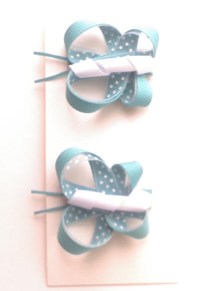 Diseño original y divertido Mariposas Aguamarina