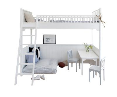Villa Humlebo: Oliver Furniture Seaside Loftsäng