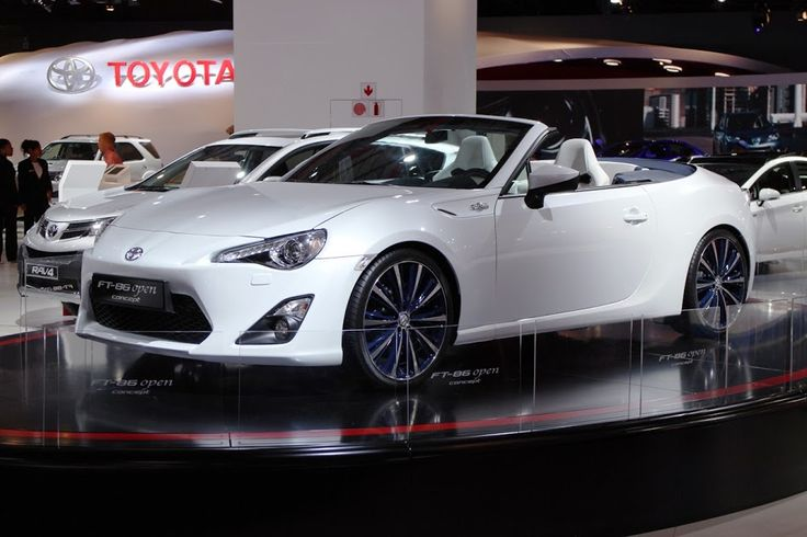 The Toyota FT-86 #carleasing deal | One of the many cars and vans available to lease from www.carlease.uk.com