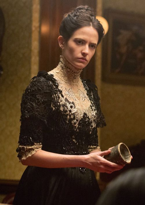 Eva Green as Vanessa Ives in Penny Dreadful (TV Series, 2015). [x]