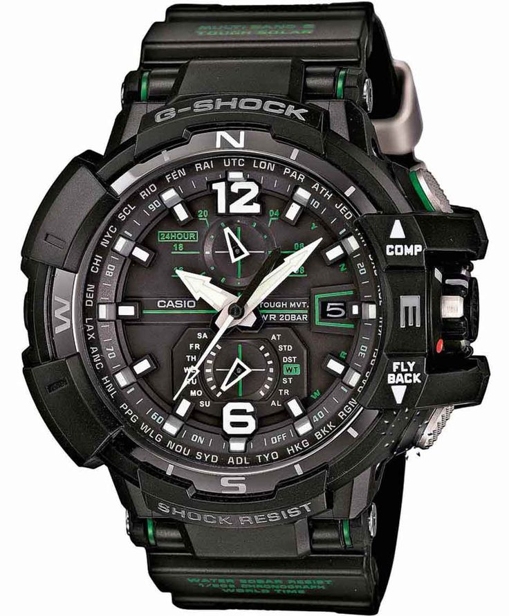 CASIO G-SHOCK Touch Solar RadioControlled Black Rubber Strap Τιμή: 644€ http://www.oroloi.gr/product_info.php?products_id=35113