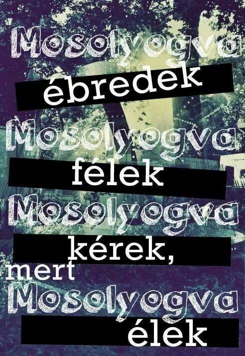 Mosoly :)