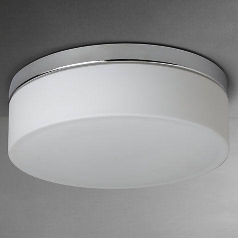 Buy ASTRO Sabina Round Flush Bathroom Ceiling Light Online at johnlewis.com