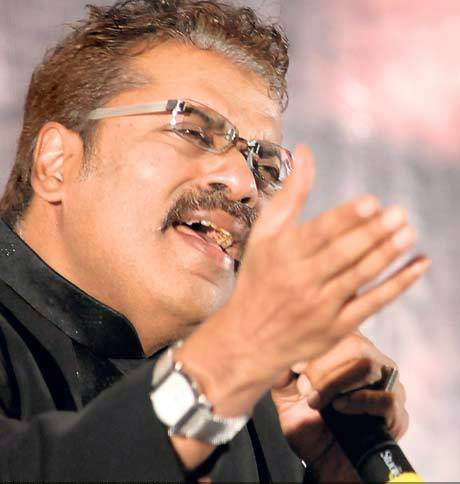 Hariharan- the singer from India with a golden voice