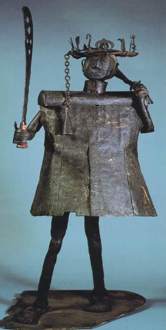 Gu: Fon divine blacksmith