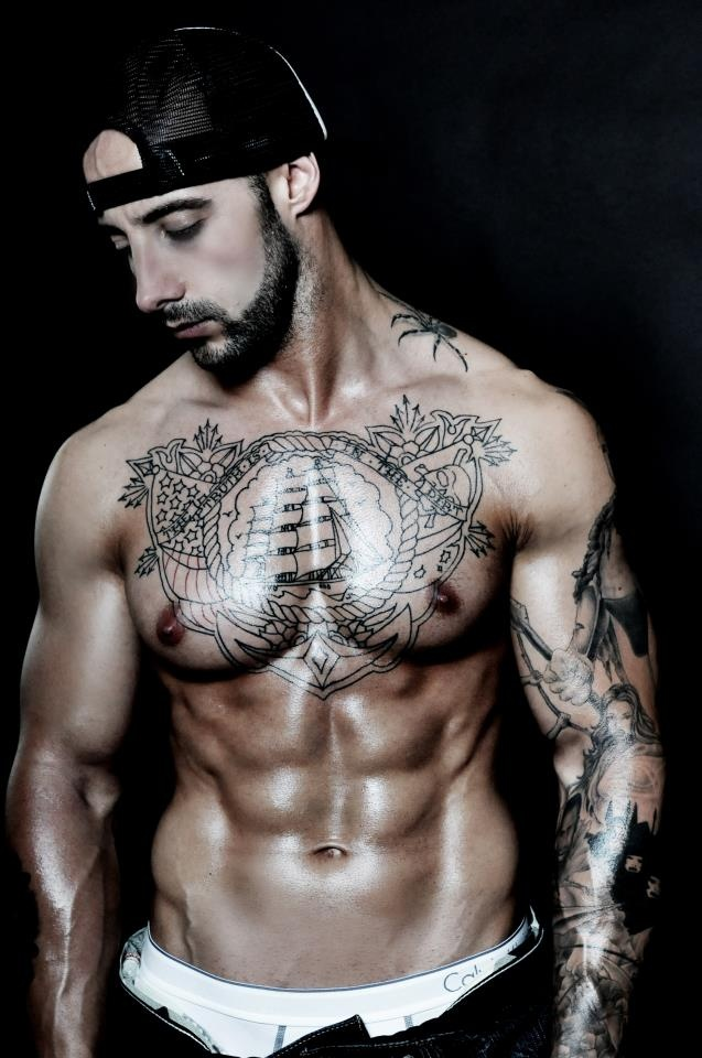 91 best images about sexy and i know it on pinterest for Badass mens tattoos