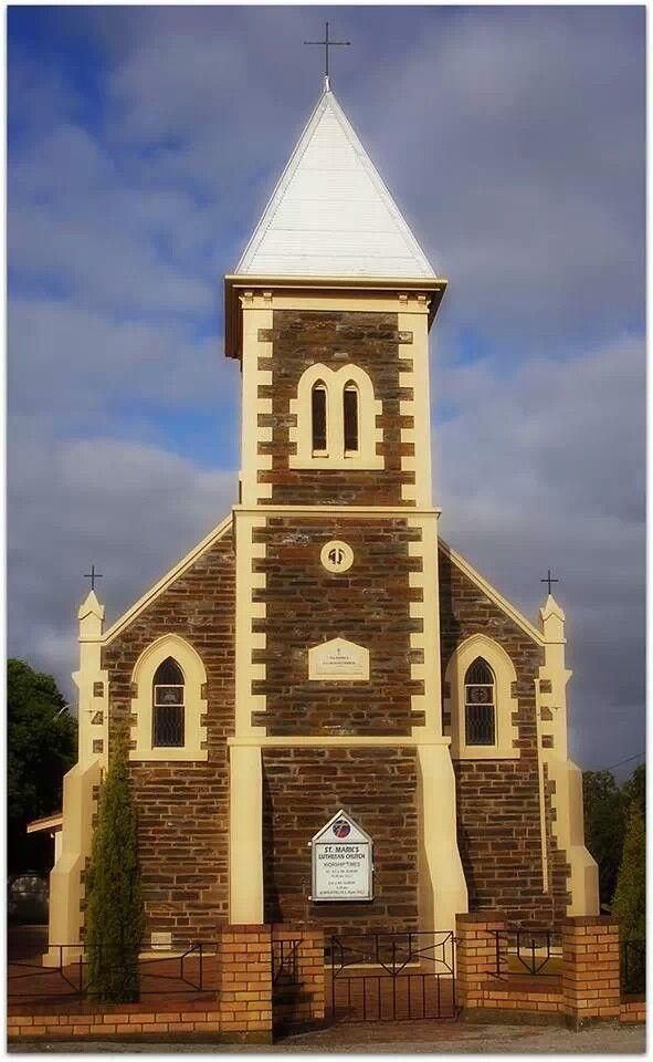 Barossa Valley church South Australia