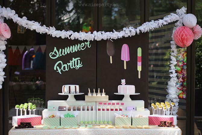 Nice Party: ¡Bienvenido verano!