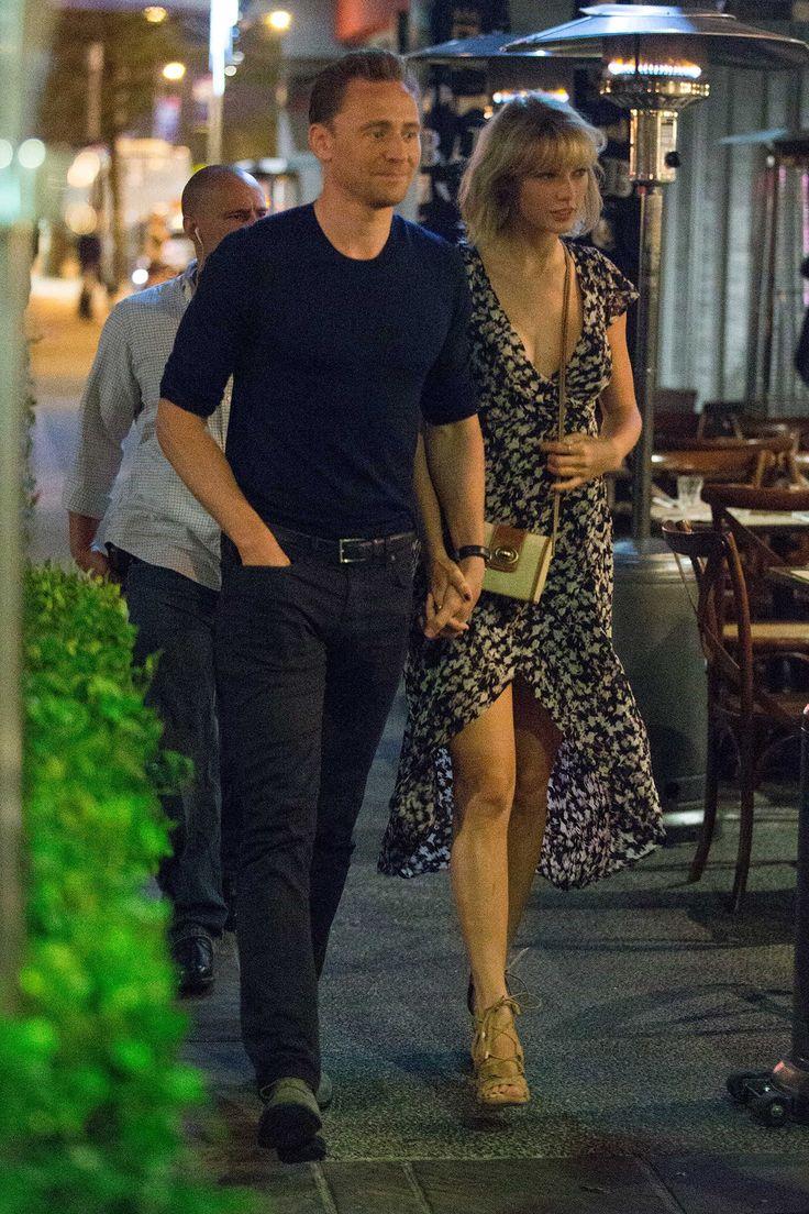 Tom Hiddleston Breaks Silence Over Taylor Swift romance