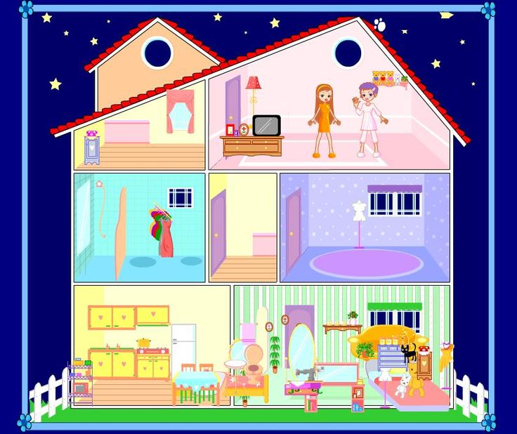 online barbie home decor games - House Decorating Games