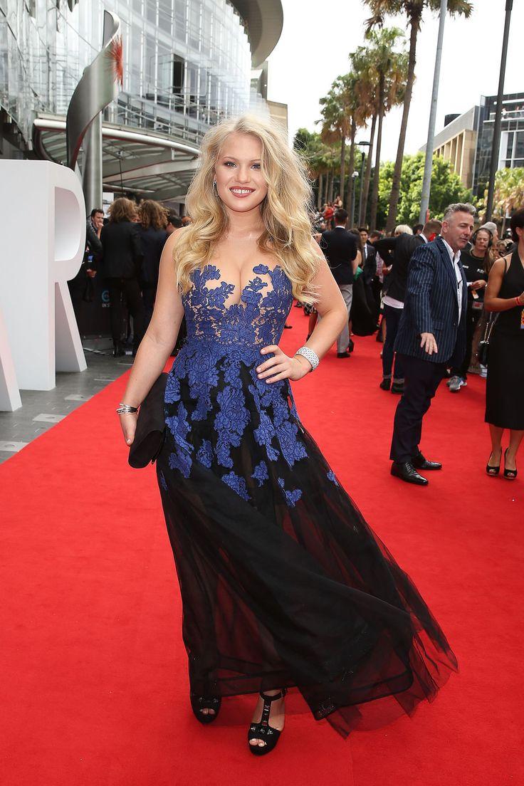 Anja Nissen at the 2014 ARIA Awards
