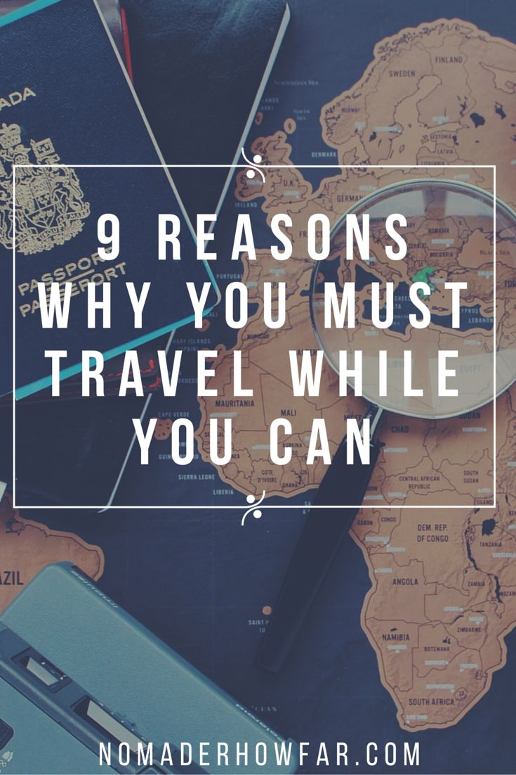 If you really need convincing as to why travel is awesome, beyond the fact that it's fun, eye-opening and life-altering, keep on reading...