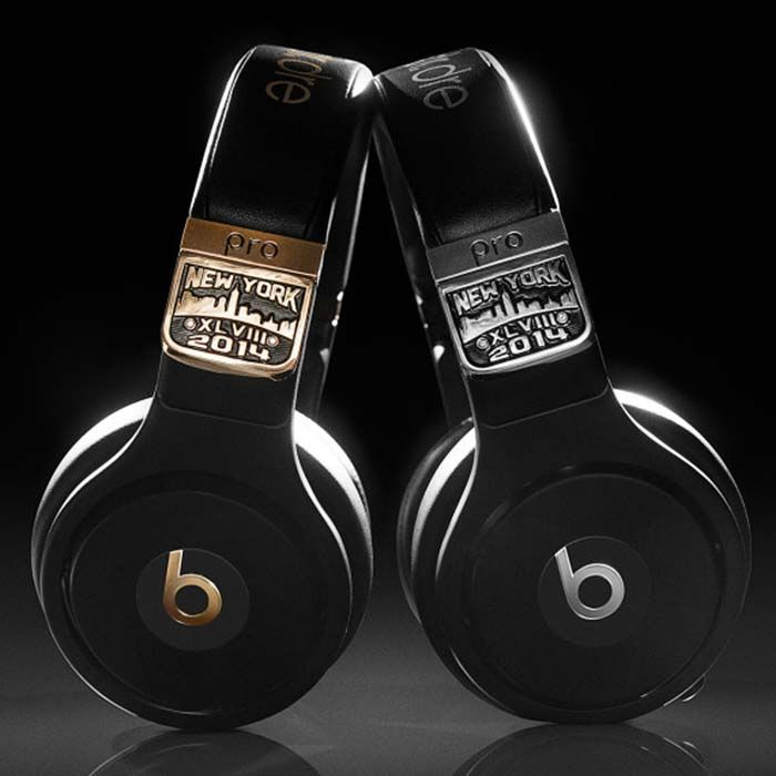 $25,000 Beats headphones for Seahawks, Broncos only